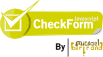 CheckForm : Classe de validation de formulaires Js